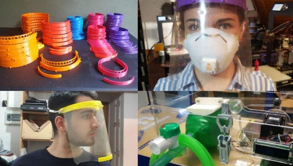 Buscan desarrollar un equipo de ventilación que contribuya al Sistema de Salud
