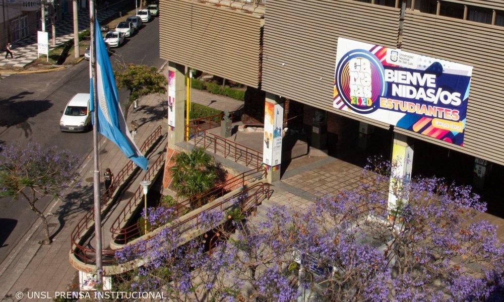 Coronavirus: La UNSL extiende el cierre de edificios y la suspensión de procesos administrativos
