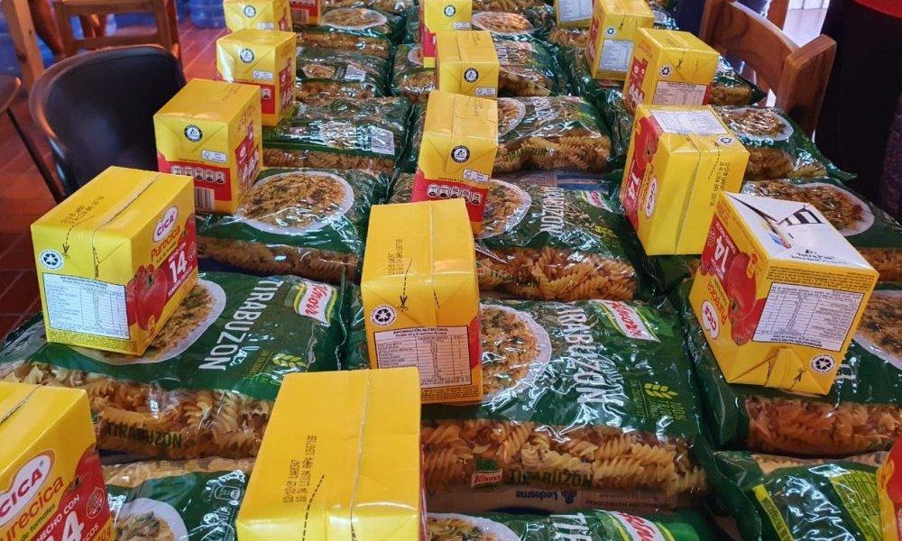 Proveen alimentos en las residencias universitarias de San Luis y Villa Mercedes