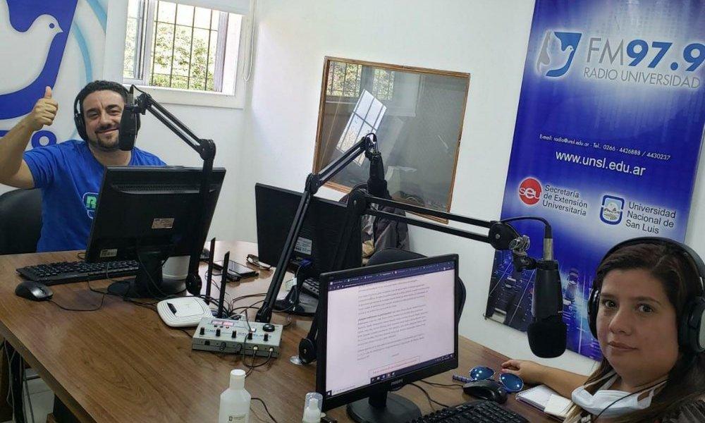 Radio Universidad puso al aire una programación especial de emergencia