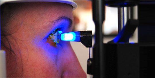 Todos los meses estudiantes podrán controlarse la presión ocular