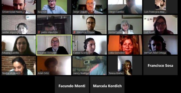 El Consejo Superior de la UNSL sesionará online