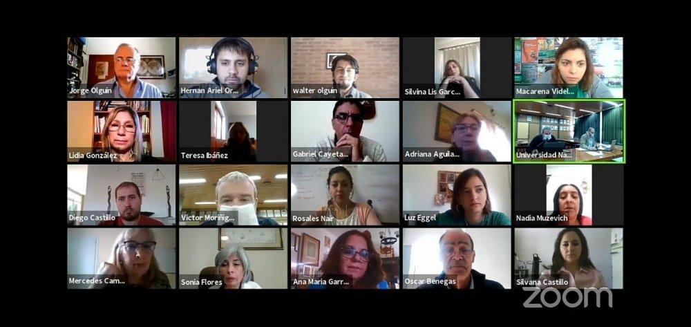 Comunicado del Consejo Superior sobre hechos acaecidos en Santa Rosa del Conlara