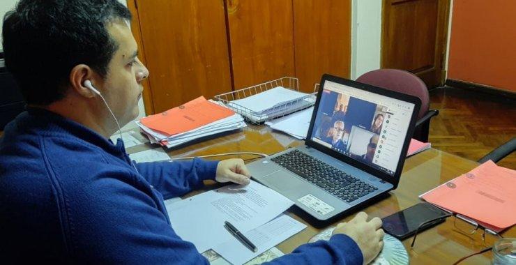 El Directorio de la DOSPU sesionó online