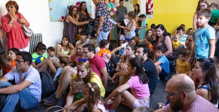 El Jardín Maternal de la UNSL celebra un nuevo aniversario