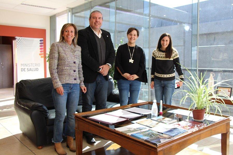 Investigadores de la UNSL trabajan para la Provincia en la detección de COVID-19
