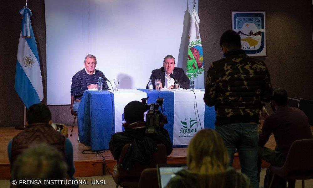 La UNSL retoma la actividad administrativa presencial