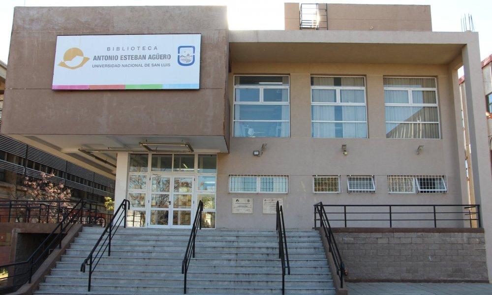 Biblioteca UNSL: libre deuda para la tramitación del título
