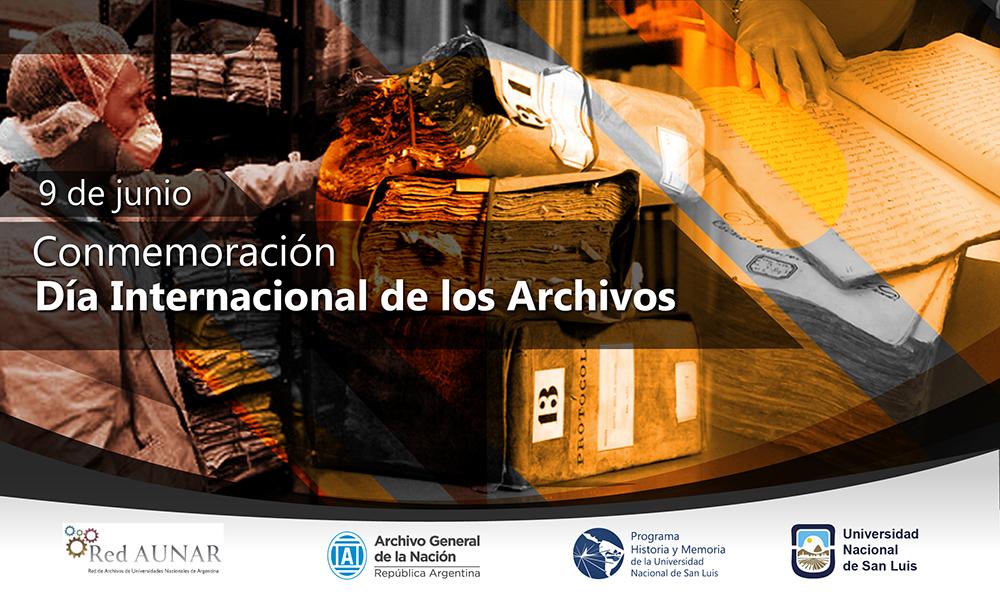 Conversatorio por el Día Internacional de los Archivos