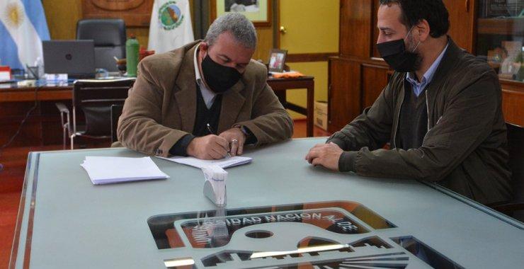 Realizan acciones para facilitar el ingreso de estudiantes de La Pampa