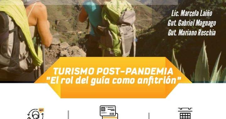 Inicia el ciclo «Conversatorios Virtuales: San Luis el turismo que viene»