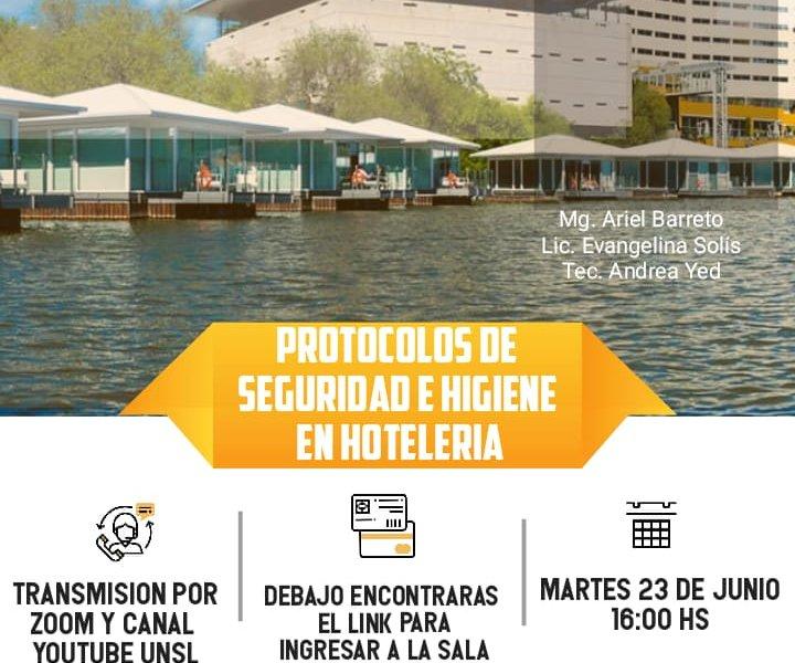 Nuevo conversatorio virtual «San Luis el turismo que viene»