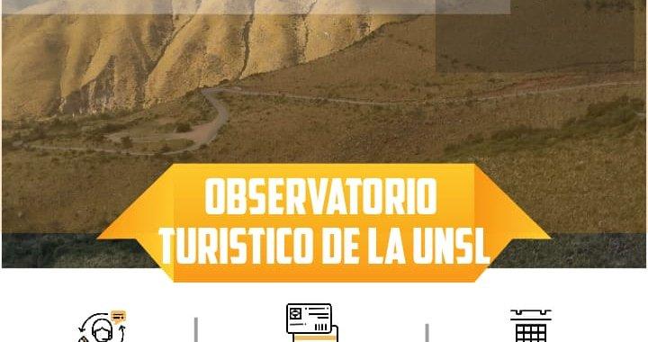 Dialogarán sobre el Observatorio Turístico de la UNSL