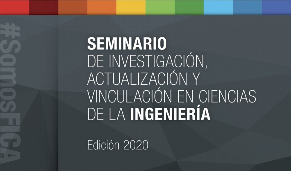 Jornada de Investigación, Actualización y Vinculación en Ciencias de la Ingeniería