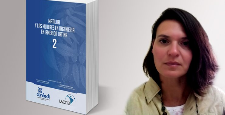 La UNSL presente en la segunda parte del libro «Matilda y las mujeres en Ingeniería en América Latina»