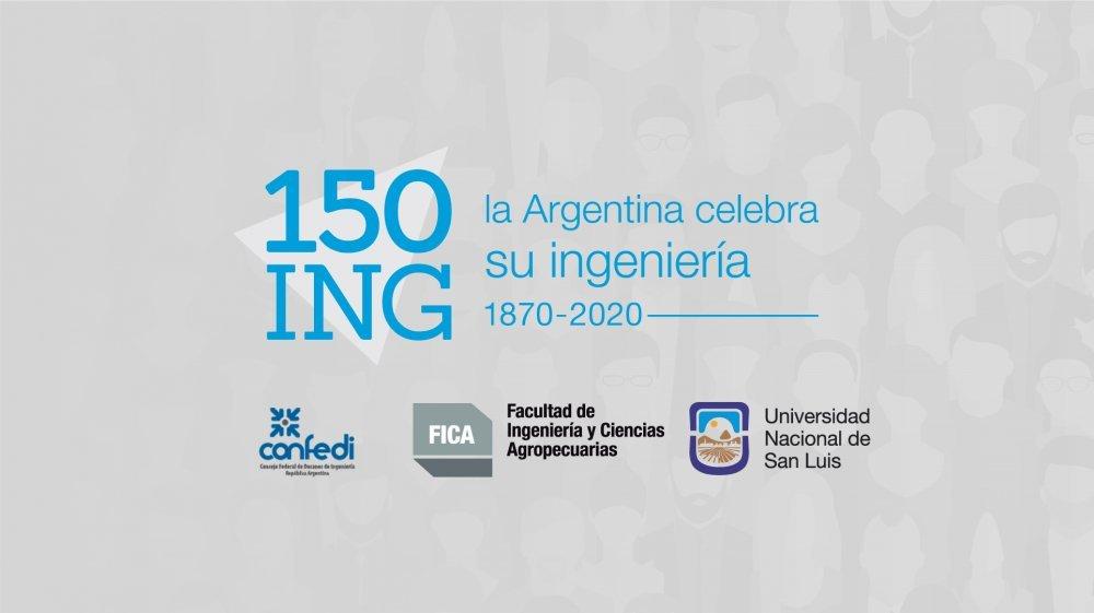 La UNSL celebra los 150 años de la Ingeniería en Argentina