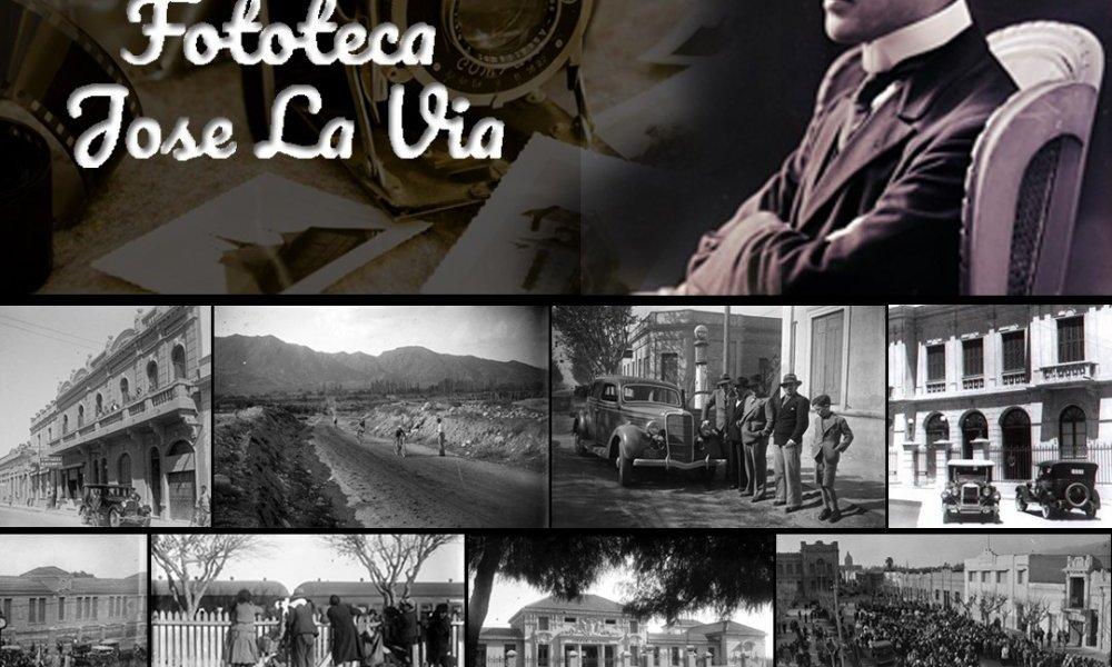 Fototeca UNSL: Diez años preservando el patrimonio