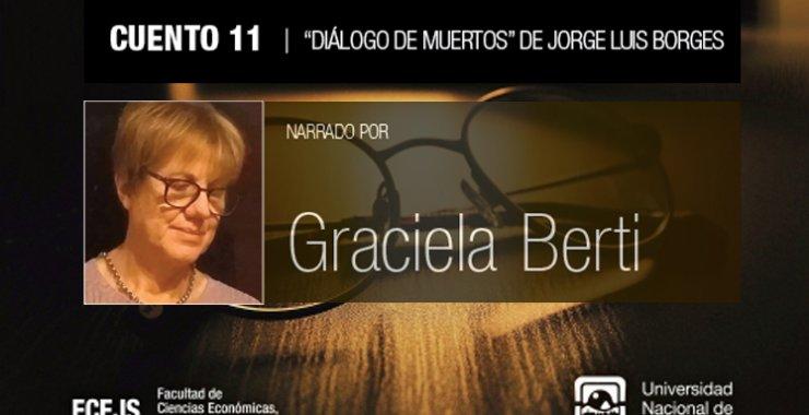 Borges elegido nuevamente para el ciclo cultural de la FCEJS