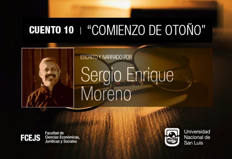 Sergio Enrique Moreno participa en el Ciclo Cultural de la FCEJS