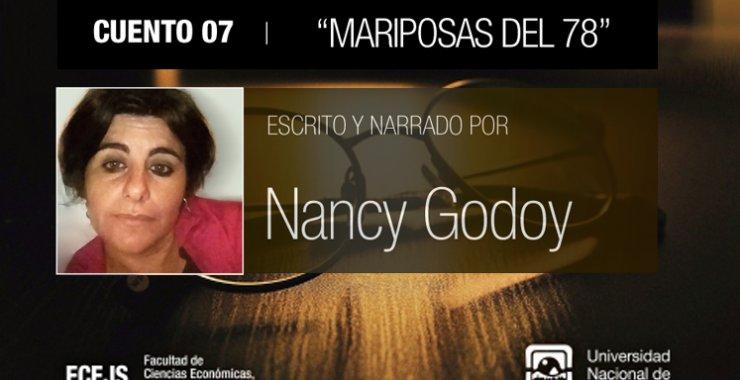 Nancy Godoy nos relata «Mariposas del 78»