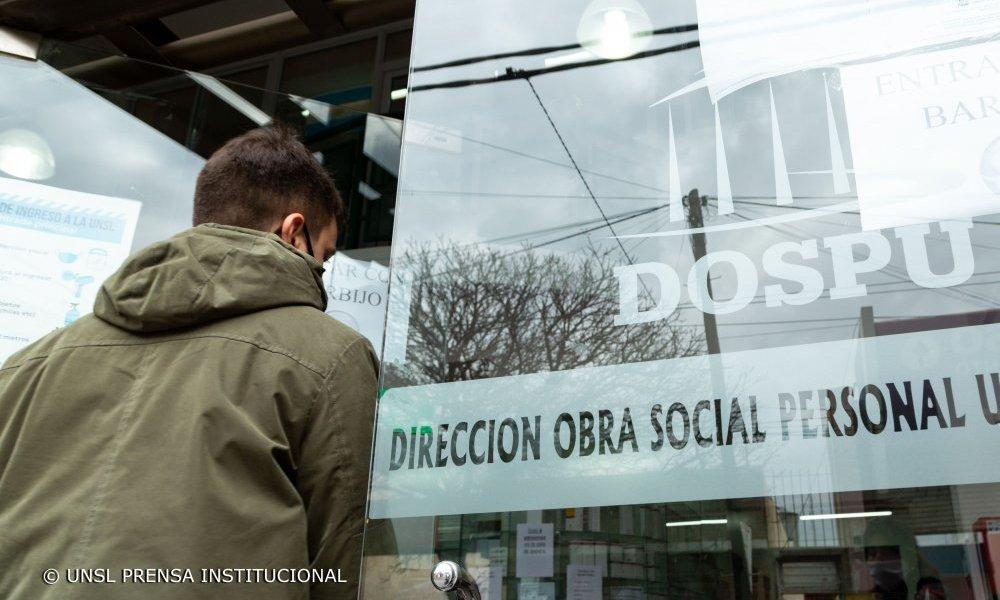 Acuerdo de la DOSPU con el Círculo Médico San Luis