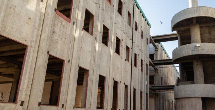 La Universidad finalizará la obra del Bloque III