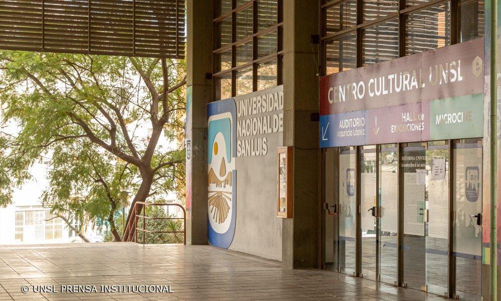 La UNSL dispone la apertura de sus edificios en las sedes San Luis y Villa de Merlo