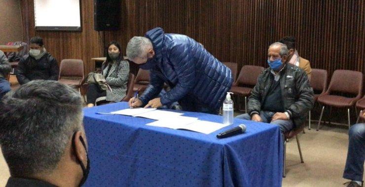 La UNSL en cooperación con diversos Sindicatos de la Provincia
