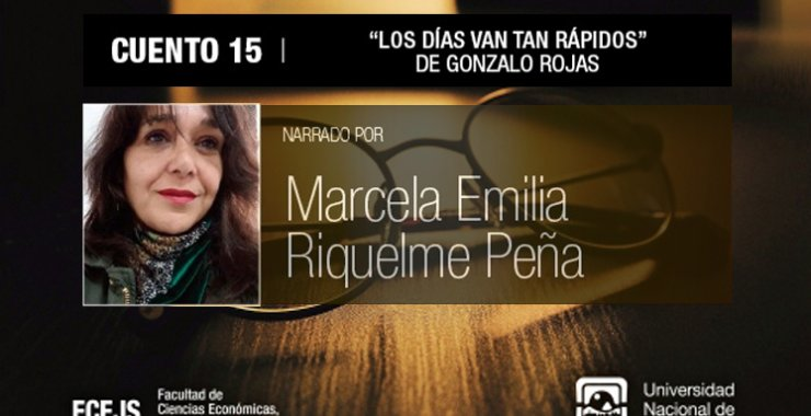 El poeta Gonzalo Rojas en el ciclo cultural
