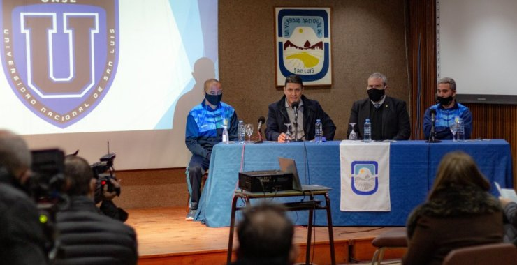 La UNSL presentó su Club Universitario