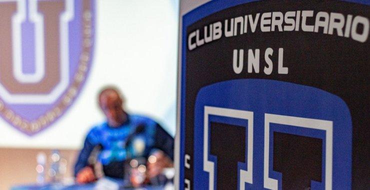 Primera asamblea del Club Deportivo Universitario