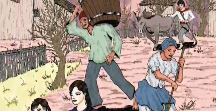 ¿Cómo era San Luis en la época colonial?