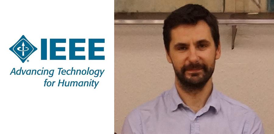 Docente de la UNSL seleccionado como embajador de actividades humanitarias IEEE para América Latina y el Caribe