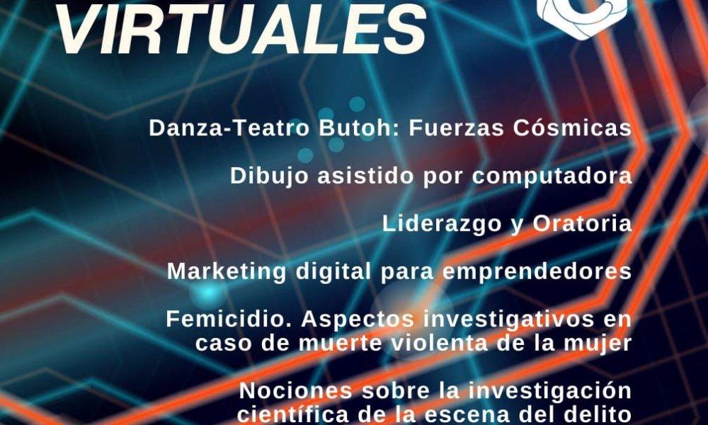Cursos Virtuales de Extensión Universitaria