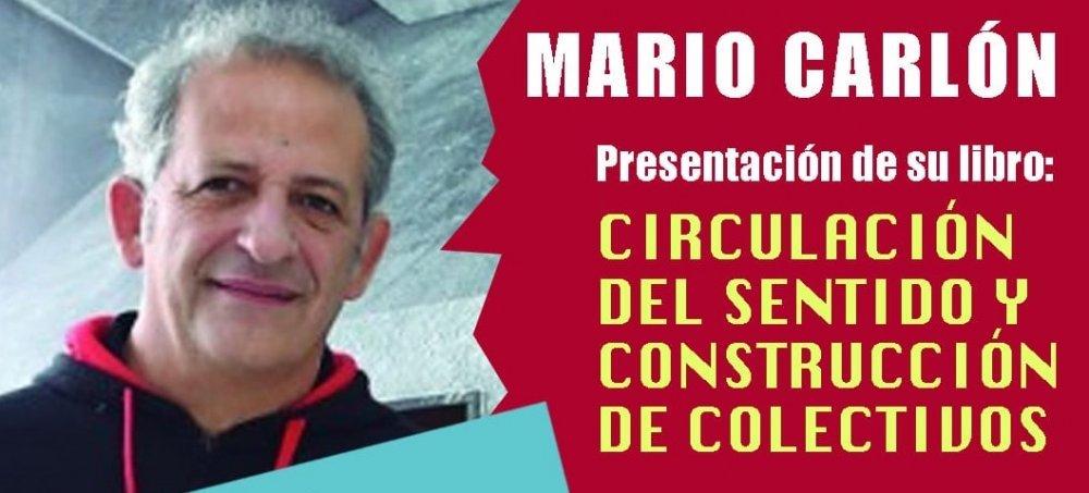 La Nueva Editorial Universitaria publicará un libro de Mario Carlón