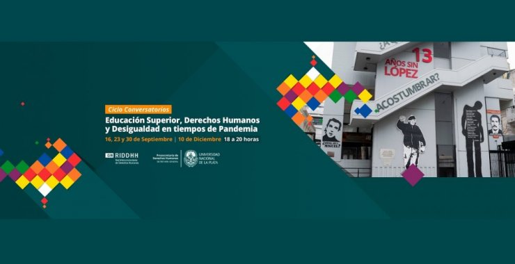 Balance del conversatorio «Pandemia, producción de conocimientos y derechos humanos»