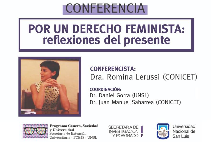 Por un Derecho Feminista: reflexiones del presente