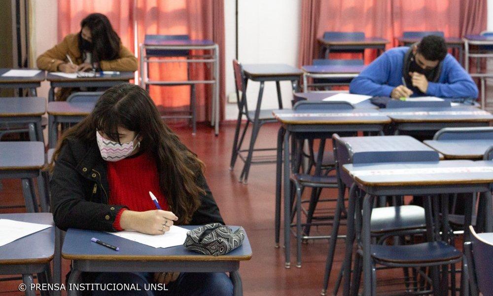 La UNSL vuelve a las clases presenciales: el regreso será opcional y con modalidad adaptada