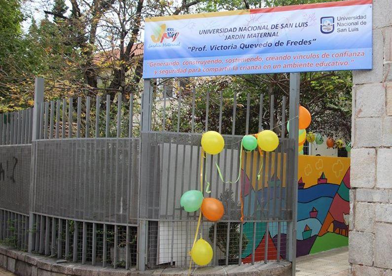 El Jardín Maternal abre las inscripciones para el ciclo lectivo 2021