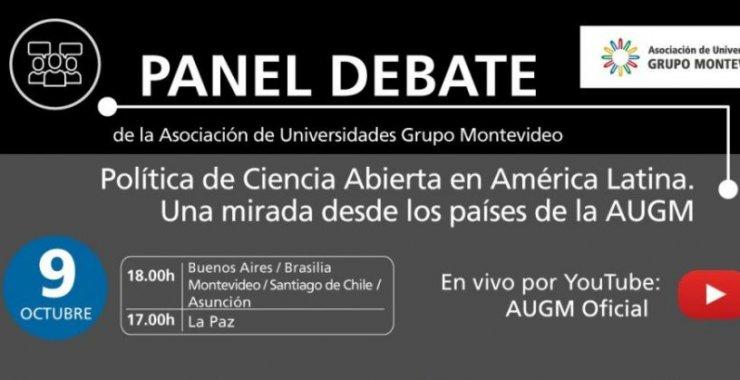 Debatirán sobre Ciencia Abierta en América Latina