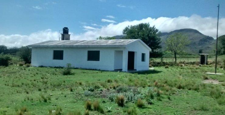 Buscan proveer electricidad a un puesto sanitario rural