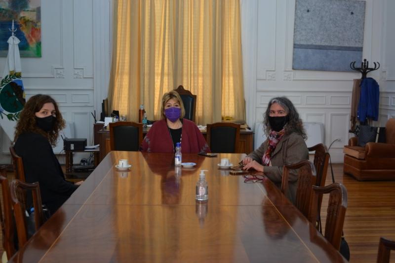 Presentaron un posgrado de la UNSL ante el Poder Judicial y dos Municipios
