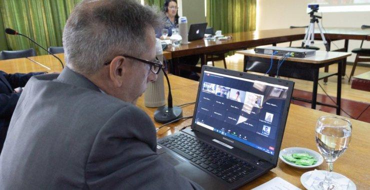 Comenzó el primer Plenario de la Red de Universidades e Institutos Puntanos