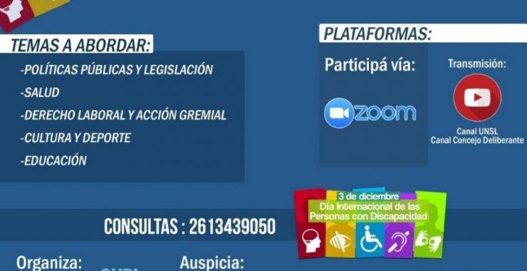 Jornadas Derechos de las Personas con Discapacidad