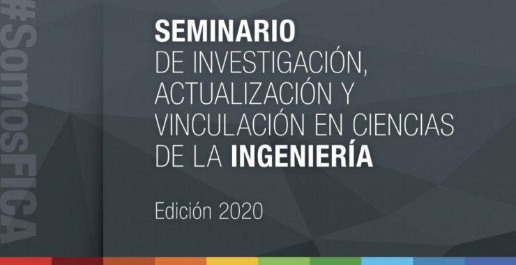 Nuevo encuentro de  investigación, actualización y vinculación en Ciencias de la Ingeniería
