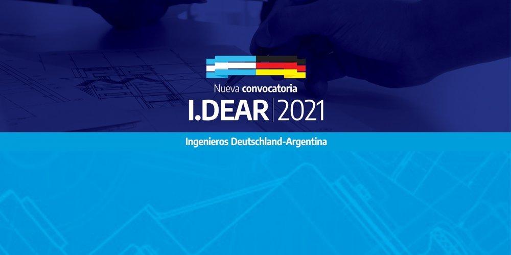 Inscriben a la Convocatoria I.DEAR 2021