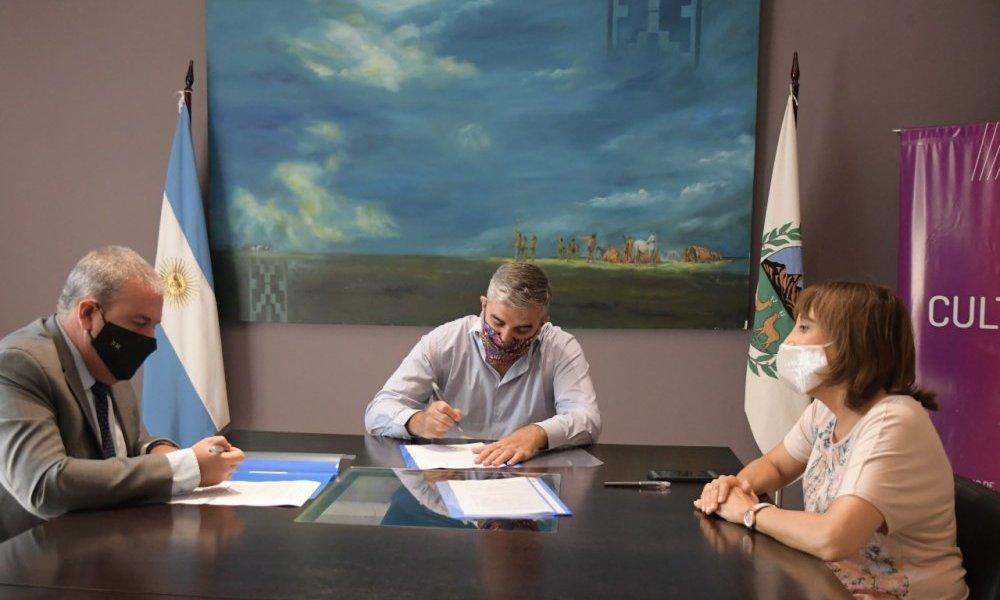 La UNSL y el Gobierno juntos por la preservación de la cultura y el patrimonio de San Luis