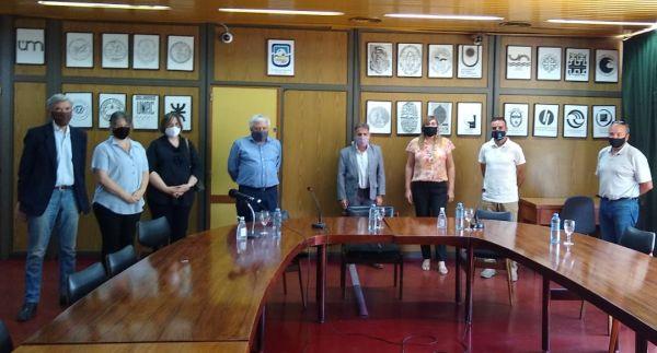 Firma de Acta Complementaria con Vialidad Nacional
