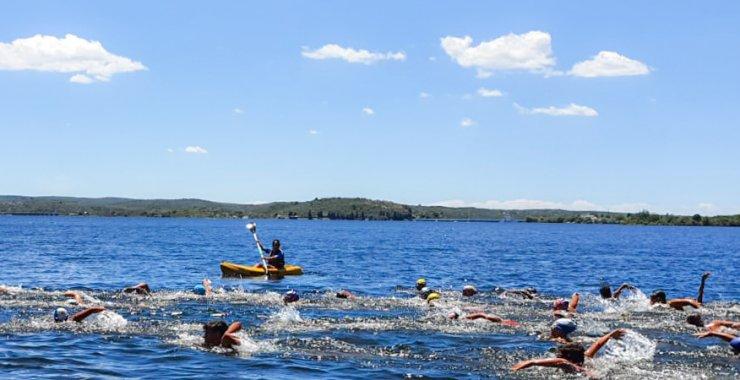 El Camping de la UNSL fue el escenario de cierre en competencia de natación