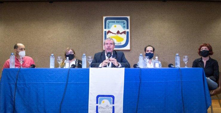 En conferencia de prensa presentaron en sociedad el Proyecto «CHAVAX»